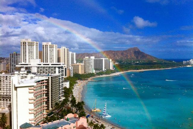 ハワイ・ホノルル国際空港の空港ラウンジサービスが無料!